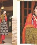 Shariq Textiles Khaddar Dresses 2014 For Women 006