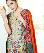 Shirin Hassan Fall Collection 2014 For Women 001