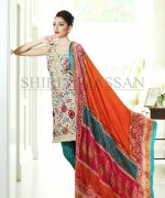 Shirin Hassan Fall Collection 2014 For Women 002