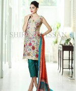 Shirin Hassan Fall Collection 2014 For Women 003