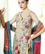 Shirin Hassan Fall Collection 2014 For Women 007