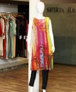 Shirin Hassan Winter Dresses 2014 For Women 1