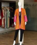 Shirin Hassan Winter Dresses 2014 For Women 12