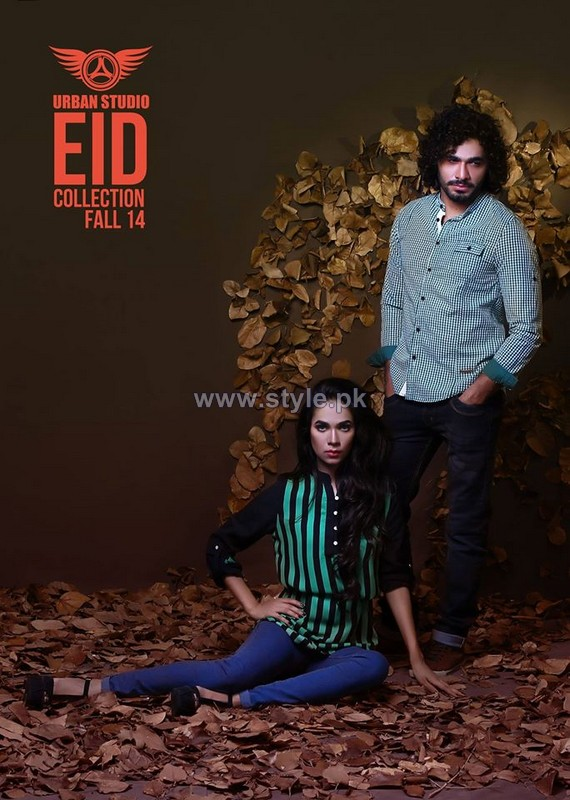 Urban Studio Eid Arrivals 2014 For Boys and Girls 4