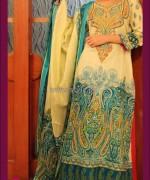 VS Textiles Fall Dresses 2014 For Girls 2