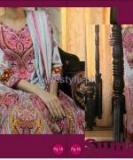 VS Textiles Fall Dresses 2014 For Girls 4