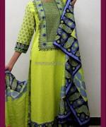VS Textiles Fall Dresses 2014 For Girls 5