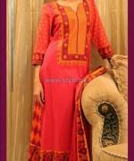 VS Textiles Fall Dresses 2014 For Women 11