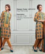 Warda Designer Winter Dresses 2014 For Women 001