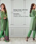 Warda Designer Winter Dresses 2014 For Women 0010