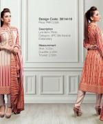 Warda Designer Winter Dresses 2014 For Women 0011