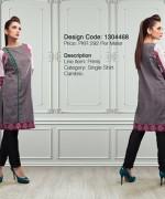 Warda Designer Winter Dresses 2014 For Women 0012