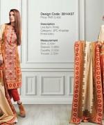 Warda Designer Winter Dresses 2014 For Women 0013