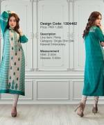 Warda Designer Winter Dresses 2014 For Women 002