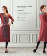 Warda Designer Winter Dresses 2014 For Women --003