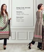 Warda Designer Winter Dresses 2014 For Women 007