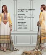 Warda Designer Winter Dresses 2014 For Women