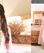 Zahra Ahmad Fall Dresses 2014 For Women 0011