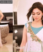 Zahra Ahmad Fall Dresses 2014 For Women 0012