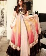 Zahra Ahmad Fall Dresses 2014 For Women 008