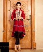 Zainab Chottani Party Wear Dresses 2014 For Women 6