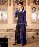 Zainab Chottani Party Wear Dresses 2014 For Women 8