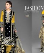 Al Hamra Textiles Winter Dresses 2014 For Women 0011