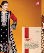 Al Hamra Textiles Winter Dresses 2014 For Women 0012
