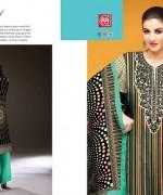 Al Hamra Textiles Winter Dresses 2014 For Women 0013