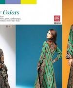 Al Hamra Textiles Winter Dresses 2014 For Women 0014