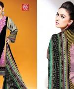 Al Hamra Textiles Winter Dresses 2014 For Women 005