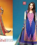 Al Hamra Textiles Winter Dresses 2014 For Women 006