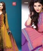 Al Hamra Textiles Winter Dresses 2014 For Women 008