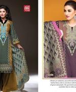 Al Hamra Textiles Winter Dresses 2014 For Women 009