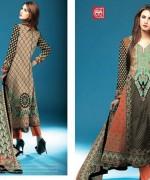 Al Hamra Textiles Winter Dresses 2014 For Women -07