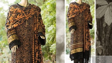 Almirah Winter Dresses 2014 For Women 0013