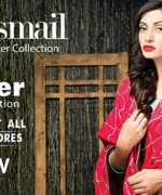 Amna Ismail Winter Dresses 2014 For Women 002