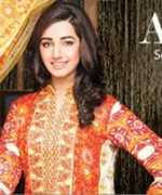 Amna Ismail Winter Dresses 2014 For Women 004