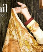 Amna Ismail Winter Dresses 2014 For Women 005