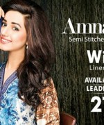 Amna Ismail Winter Dresses 2014 For Women 006