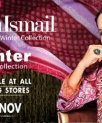Amna Ismail Winter Dresses 2014 For Women 008