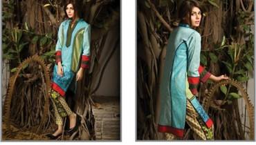 Asim Jofa Winter Dresses 2014 For Women 0011