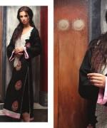 Ayesha Zara Woven Shawl Dresses 2014 by Al-Zohaib Textile 2