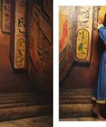 Ayesha Zara Woven Shawl Dresses 2014 by Al-Zohaib Textile 7