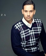 Bonanza Sweaters Winter Collection 2014 For Men 001