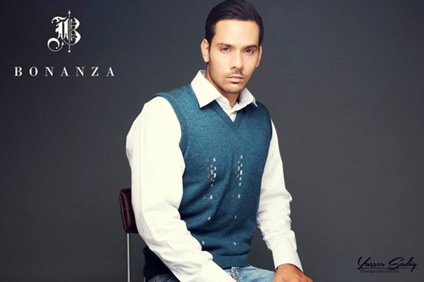 Bonanza Sweaters Winter Collection 2014 For Men