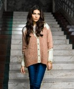 Bonanza Winter Sweater Collection 2014 For Women 2