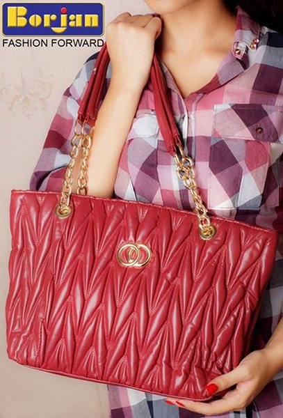 Borjan Shoes Fall Handbags Collection 2014 For Women 001