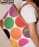Borjan Shoes Fall Handbags Collection 2014 For Women 004