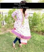 Desi Beads Winter Dresses 2014 For Women 0010